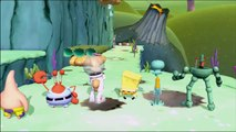 Spongebob Heropants All Cutscenes / Full Game Movie / The Movie