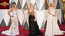 BEST DRESSED Celebs At The 2016 Oscars | Hollywood Asia