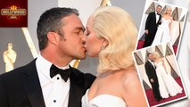 Lady Gaga And Taylor Kinney HOT PDA At The Oscars 2016 | Hollywood Asia