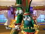 VeggieTales The End Of Silliness (1998) Part 9 (Stuff Mart Rap)