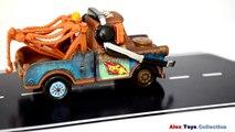 Тачки 1 на русском полная версия - игрушки для детей Молния Маквин Disney Pixar Cars