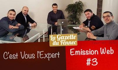 C'est vous l'expert 3 - Comment améliorer le football algérien ?