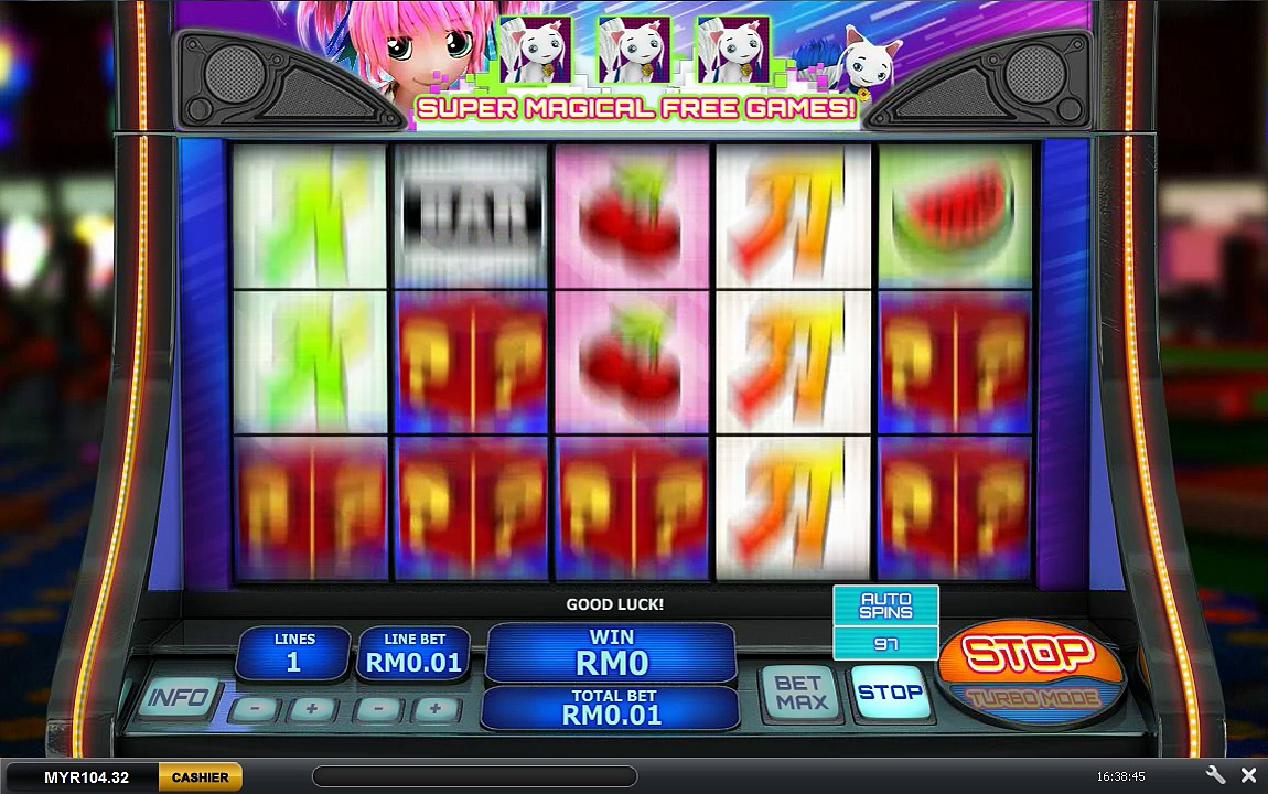 Mega Win with MAGICAL STACKS Online Slot Game | Bigchoysun.com Online Live Casino Malaysia