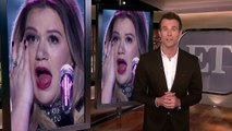 Kelly Clarksons Emotional Idol Performance Brings Down the House