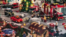 Lego Creations, Lego Advent Calendar Day 9, a new creation for 25 days.