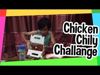 THIS IS CRAZY!!! (CHICKEN CHILY CHALLENGE) FINALLY DONE... EH.... KINDA.
