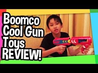 Boomco Cool Gun Toys Review by Azka Corbuzier