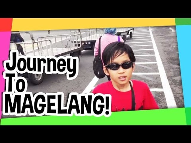 Journey to Magelang