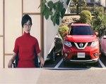 Nissan imagine une chaise de bureau qui se range toute seule