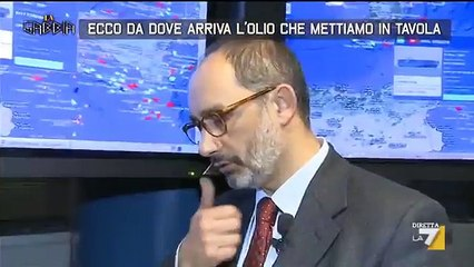 CE LO VENDONO COME OLIO ITALIANO,MA GUARDATE DA DOVE ARRIVA L'OLIO EXTRAVERGINE D'OLIVA