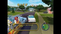 The Simpsons Hit And Run Speedy Simpsons Mod Mission 2 L1 (Hard Mode)