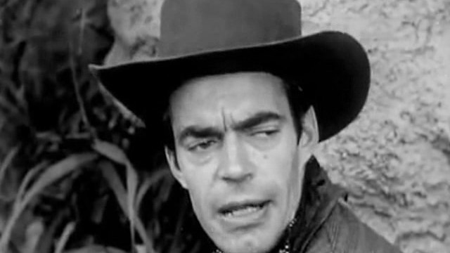 "1954 STORIES OF THE CENTURY - ""Black Jack Ketchum"" - Jim Davis, Jack Elam"