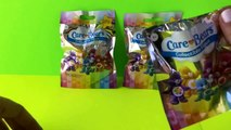 Unboxing Unwrapping Care Bears Collectable Blind Bags Assorted Share Bear Funshine Bear Cheer Bear