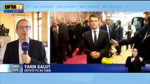 """Yann Galut: """"Manuel Valls a commis une erreur politique"""" avec la loi Travail"""