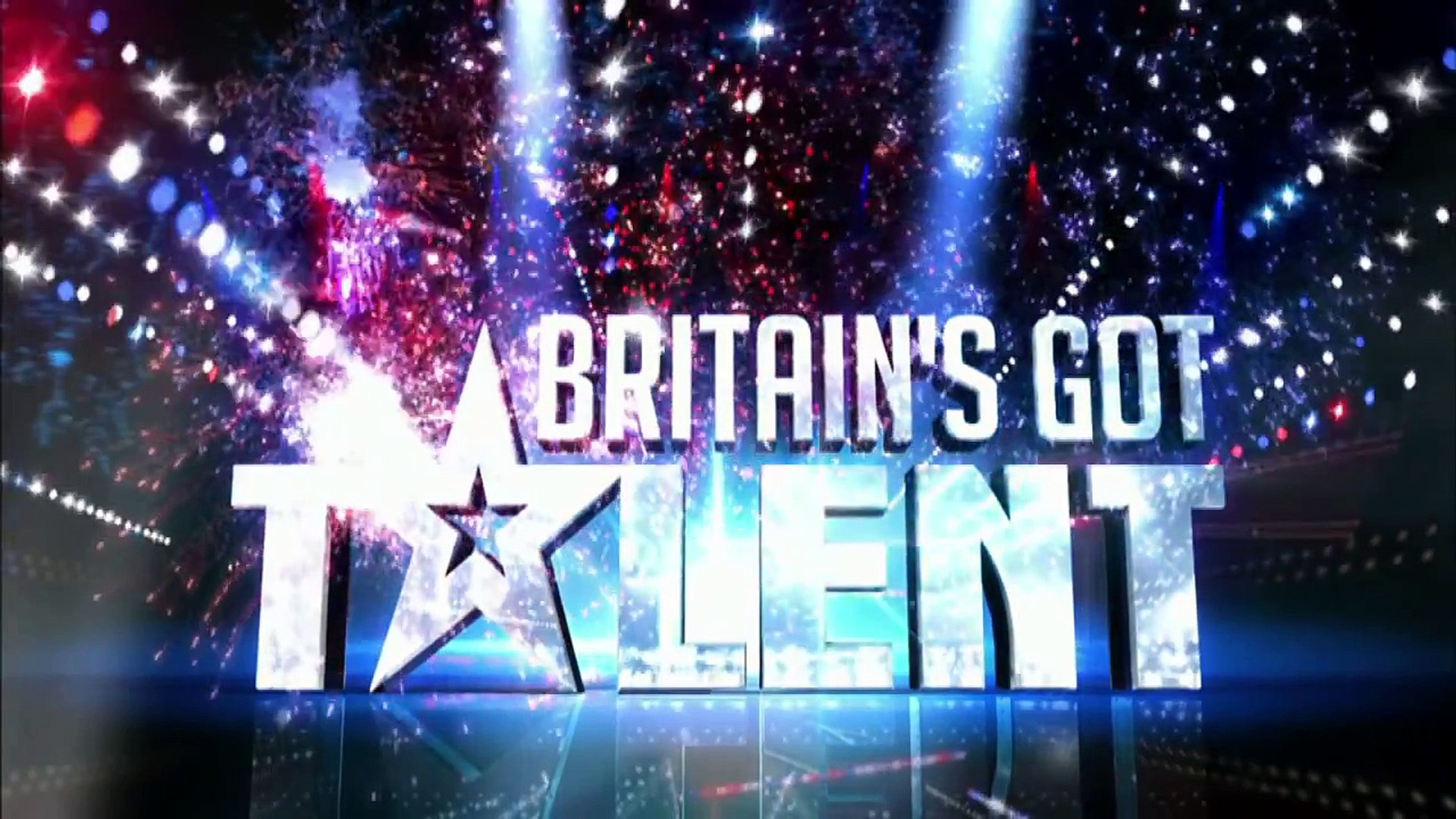 MckNasty DJ's and drums at the same time! | Week 4 Auditions | Britain's Got Talent 2013