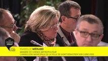 Conseil métropolitain - Nantes, la Loire et nous / Isabelle Merand