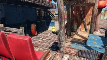 Fallout 4 The Arena