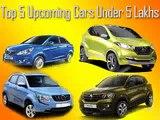 Top 5 upcoming cars below INR 5 lakhs