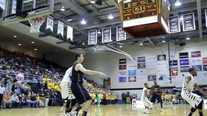 Men's basketball beats St. Bona in OT