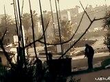 استهداف دبابه على يد الجيش السوري الحر (حمص)