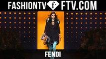 Fendi Runway Show at Milan Fashion Week 16-17 ft. Kendall Jenner | FTV.com