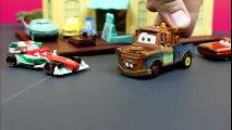 Disney Pixar Cars Tokyo Mater Races for Radiator Springs with Francesco Bernoull