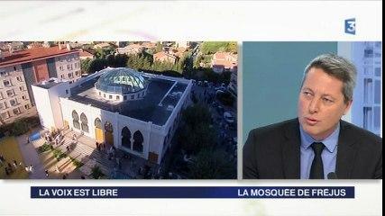 La mosquée de Fréjus