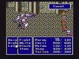 Final Fantasy II SNES SpeedRun 3