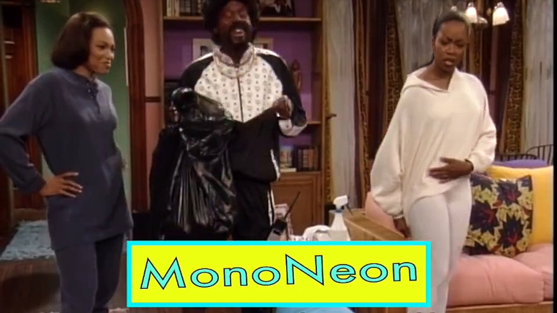 MonoNeon: Jerome & Pretty Teddy (Martin Lawrence Show)