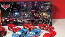 Pixar Cars Lightning McQueen, brand new Lightning McQueen, NEON SPEED Lightning and more