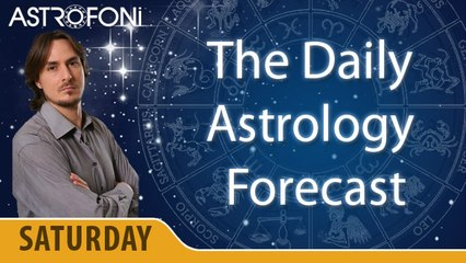 The Daily Astrology Forecast with Boaz Fyler for 27 Feb 2016