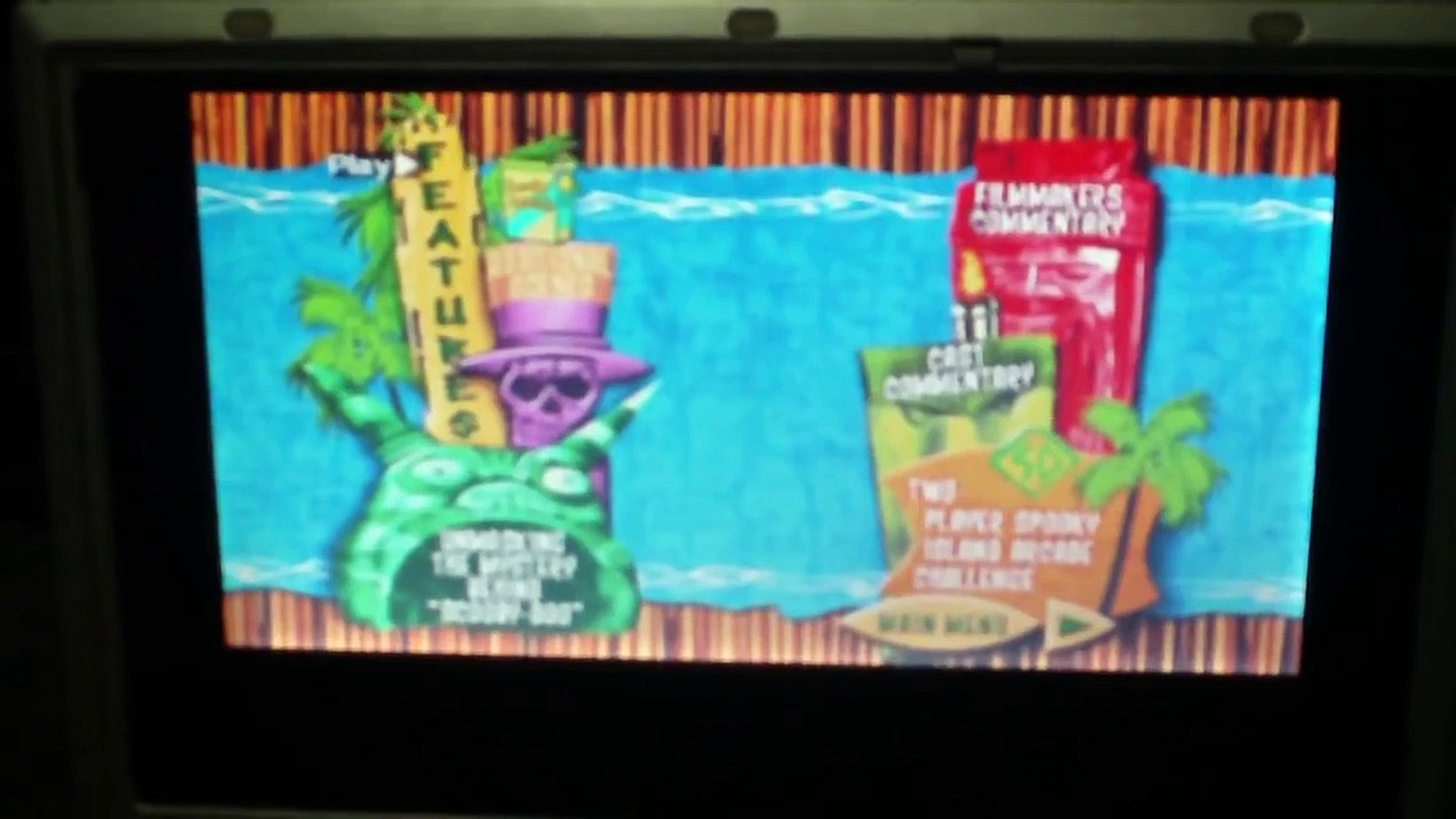 Scooby Doo Dvd Menu Video Dailymotion
