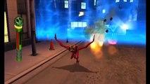 Ben 10 Alien Force Vilgax Attacks Walkthrough Part 1 Psyphon