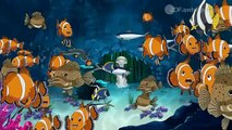 H2O Adventures Trailer (H2O Just Add Water Animated)