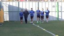 Boluspor'da 1461 Trabzon Maçı Hazırlıkları