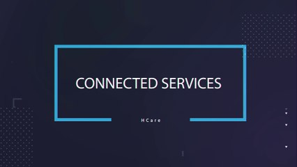 HCare Connected Services