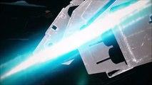 Velvet Scarlatina and Weiss Schnee vs Atlesian Robots Full Fight (RWBY Volume 3)