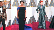 Worst Dressed Celebs At The Oscars 2016 | Hollywood Asia