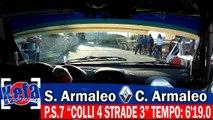 9° Rally del Tirreno (ME) S. Armaleo / C. Armaleo Renault Clio s1600 2° ASSOLUTI