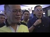 Aquino says Leni Robredo deciding 'soon'