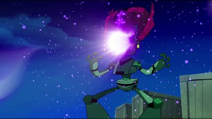 Transformers: Animated - Time to Move