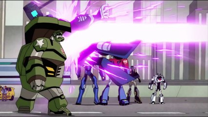 Transformers: Animated - Incoming