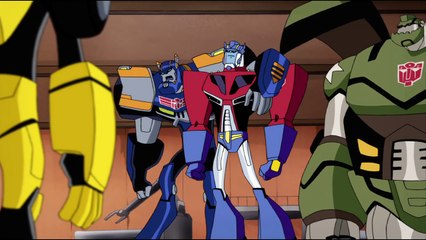 Transformers: Animated - Orders are Orders