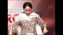 Camera Uncensored Amazing  Video Clip of politic Sharmila Farooqi -