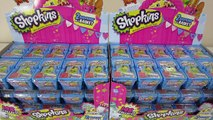 Shopkins ✦ HUGE Blind Baskets Surprise Bags Unwrapping! - Whole Box ULTRA RARE ✦ Part 1