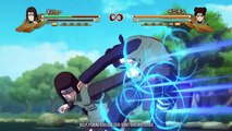 Naruto Ninja Storm 3 Neji, Rock Lee, Hinata, Sasuke, Kushina Minato, War Ninja 60 Imagens