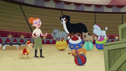 Pound Puppies - Welcome to Showbiz, Glitterpants!
