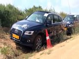 AUDI Quattro 2015 FULL OFF ROAD TEST DRIVE Audi Q3 Q5 Q7