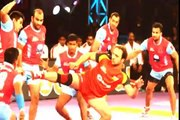 PRO Kabaddi 3, 4th FEB 2016: Bengal Warriors beat Bengaluru Bulls 34 24