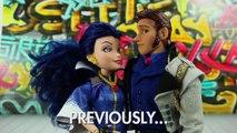 Should Evie Marry Hans? Descendants Mal Asks, or should she Marry Frozen Hans? DisneyToysFan
